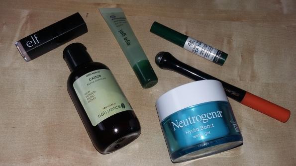 No makeup pamper day essentials