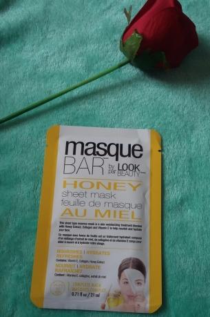 Masque Bar Sheet Mask