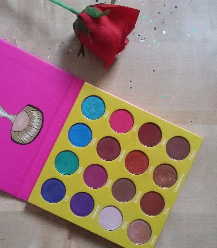 Juvia's Place Palette Review