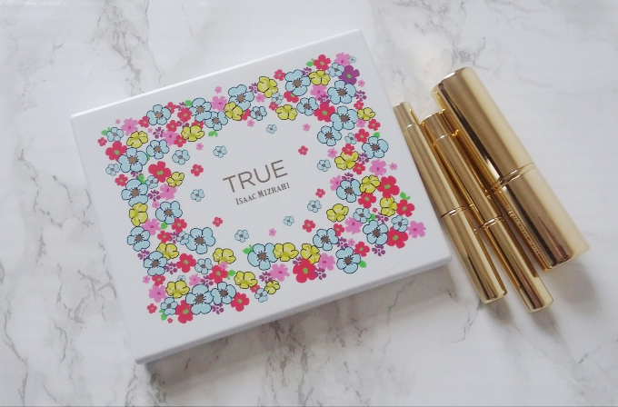 True Isaac Mizrahi Perfect Palette