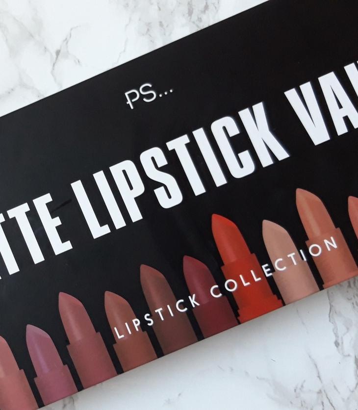 Primark Matte Lipstick vault