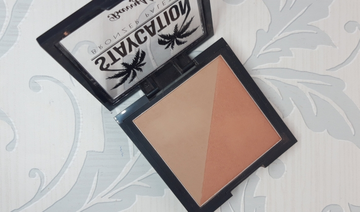 Barry M Staycation bronzer