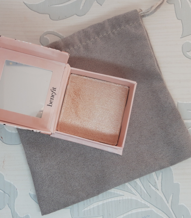 Benefit Cookie Highlighter Review